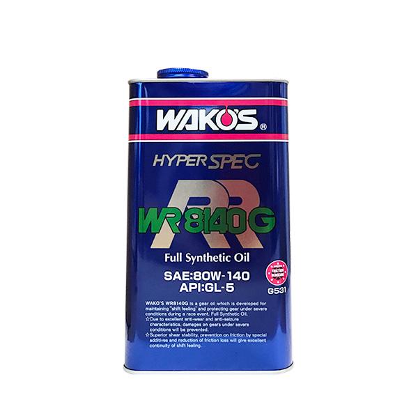 WAKO'S ワコーズ ダブリューアール8140G WR8140G 買収 百貨店 2L