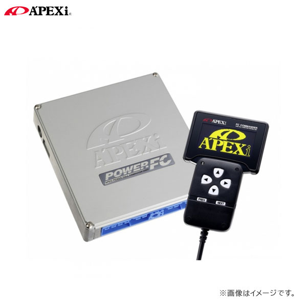 APEXi アペックス パワーFC+FCコマンダーセット チェイサー/クレスタ JZX100 1JZ-GTE 1996/09~2001/07 AT車