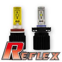 CATZキャズ REFLEX LEDフォグコンバージョンキット PSX24W 6000K(ホワイト)、3300K(イエロー)