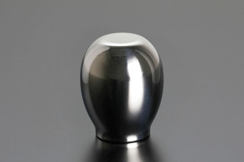 SUPERLAP チタンシフトノブVer.1 ポリッシュ 汎用 全品最安値に挑戦 店舗 M12
