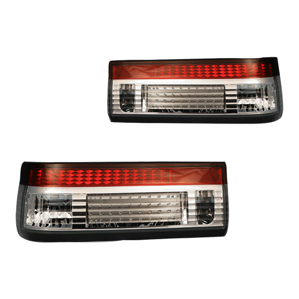 [COLIN] コーリン AE86 レビン/トレノ LEDテールランプ 赤白 レッド 旧品番 TO3-639