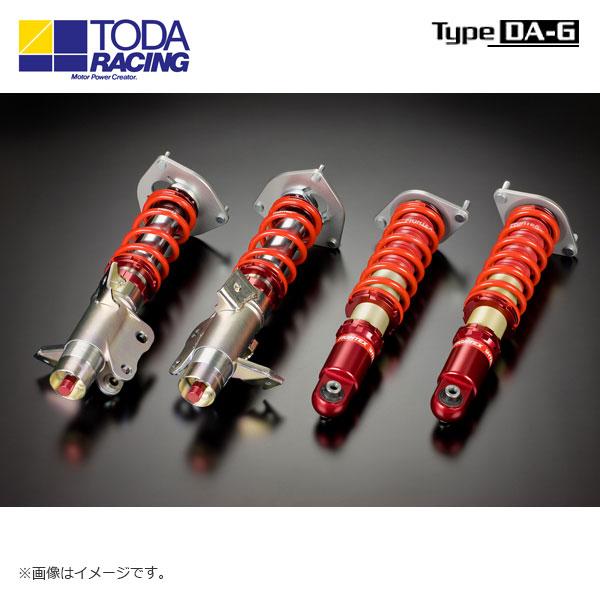 戸田レーシング ファイテックスダンパーKIT ダンパー+スプリング+ピロアッパー(1台分) Type DA-G 86 ZN6 北海道・沖縄・離島は要確認