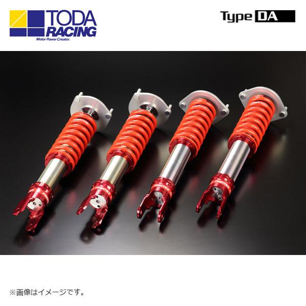 戸田レーシング ファイテックスダンパーKIT ダンパー+スプリング+ピロアッパー(1台分) Type DA ロードスターRF NDERC 北海道・沖縄・離島は要確認