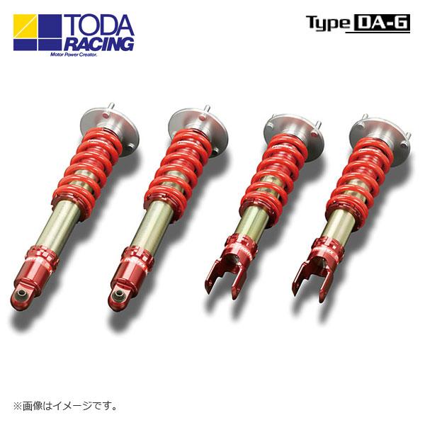 戸田レーシング ファイテックスダンパーKIT ダンパー+スプリング+ピロアッパー(1台分) Type DA-G RX-7 FD3S 北海道・沖縄・離島は要確認