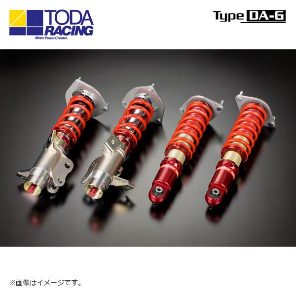 戸田レーシング ファイテックスダンパーKIT ダンパー+スプリング+ピロアッパー(1台分) Type DA-G BRZ ZC6 北海道・沖縄・離島は要確認