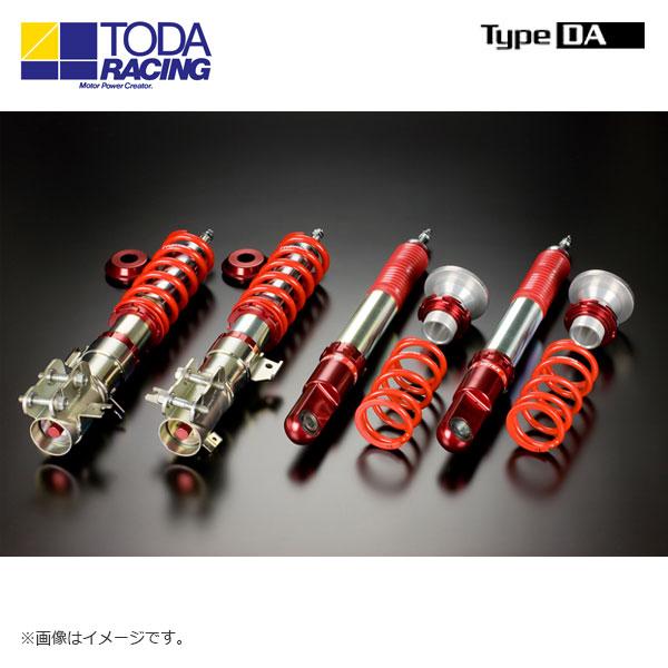 戸田レーシング ファイテックスダンパーKIT ダンパーのみ(1台分) Type DA スイフトスポーツ ZC32S 北海道・沖縄・離島は要確認