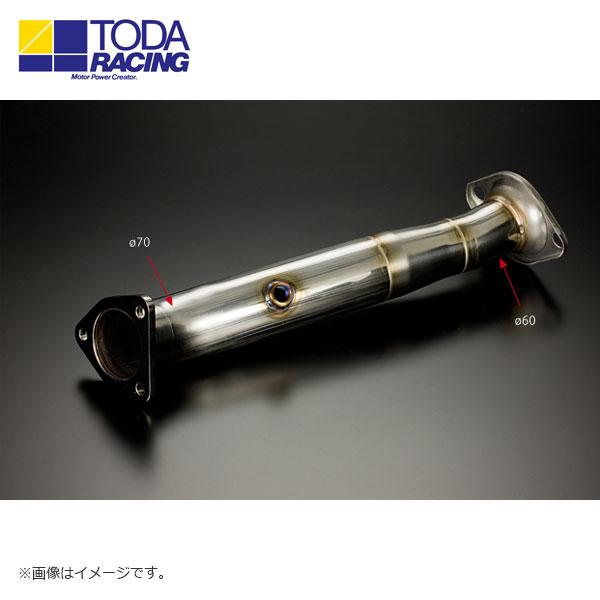 戸田レーシング Φ60-70mm触媒アダプター S2000 AP2 F22C 北海道・沖縄・離島は要確認