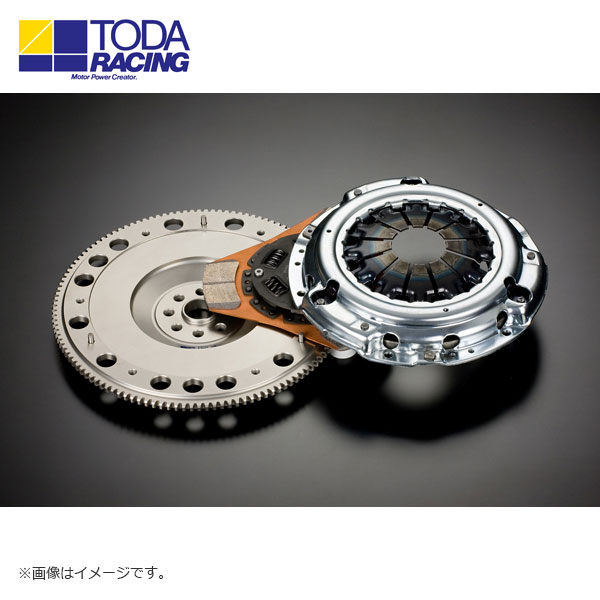 戸田レーシング 超軽量クロモリフライホイール&クラッチKIT メタルディスク 86 ZN6 FA20 北海道・沖縄・離島は要確認