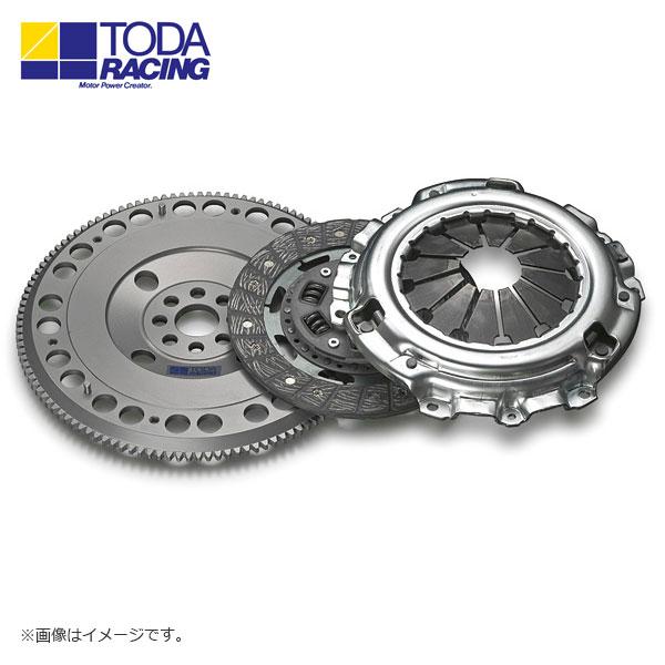 戸田レーシング 超軽量クロモリフライホイール&クラッチKIT スポーツディスク アコード CL7 K20A ユーロR 北海道・沖縄・離島は要確認
