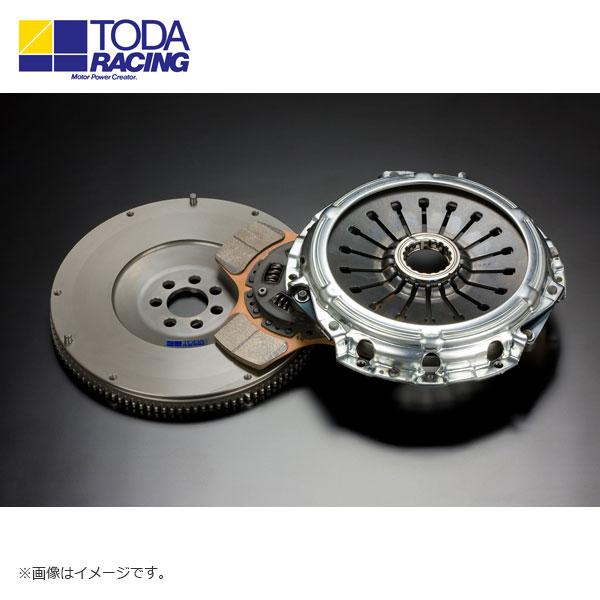 戸田レーシング 超軽量クロモリフライホイール&クラッチKIT メタルディスク ランサー CZ4A 4B11 EVO10 北海道・沖縄・離島は要確認