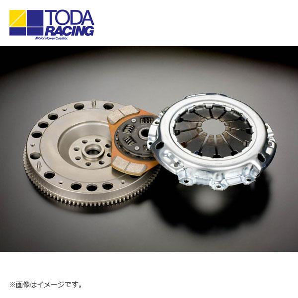 戸田レーシング 超軽量クロモリフライホイール&クラッチKIT メタルディスク スイフトスポーツ ZC32S M16A 北海道・沖縄・離島は要確認