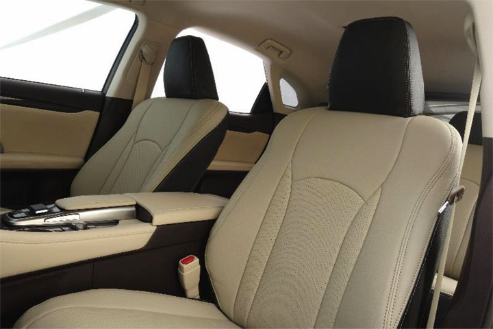 Auto wear オートウェア シートカバー レクサスRX20系専用デザイン ニューベージュ RX AGL20W AGL25W GYL20W GYL25W GYL26W 2015年11月~ RX450h / RX200t
