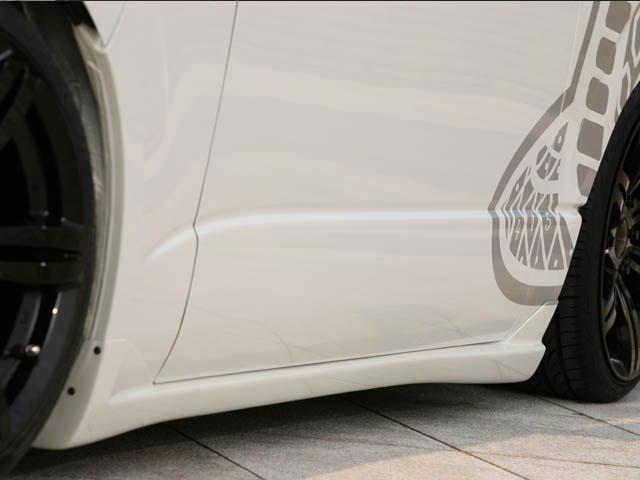[415 COBRA] STAGE1 サイドステップ ハイエース 200系 標準/ワイドボディ共通 個人宅不可 大型荷物につき特別運賃