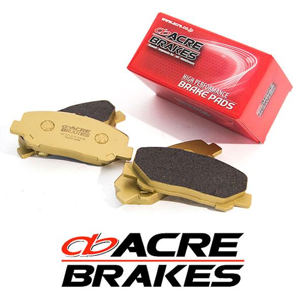 ACRE アクレ ブレーキパッド ダストレスリアル フロント用 メルセデスベンツ Eクラス W212(セダン) E63 AMG 212077 09.8~11.11