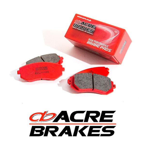 ACRE アクレ ブレーキパッド ZZC フロント用 メルセデスベンツ C209(カブリオレ) CLK63 AMG コンバーチブル 209477 06.9~09.7
