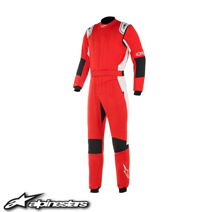 [アルパインスターズ] GPテックv2スーツ (32 RED WHITE) GP TECH v2 SUIT 2019年モデル