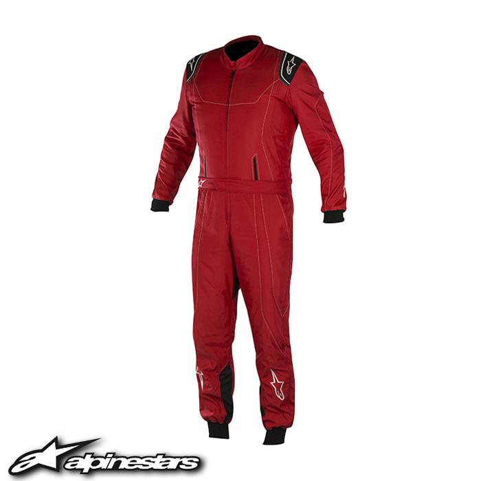 [アルパインスターズ] K-MX9スーツ (30 RED) K-MX9 ※在庫限りで販売終了。お問合せください。