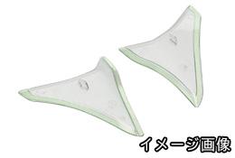 Arai アライヘルメット 予約販売 CK-6Kパーツ TDR セール特別価格 白 左右セット ダクト3
