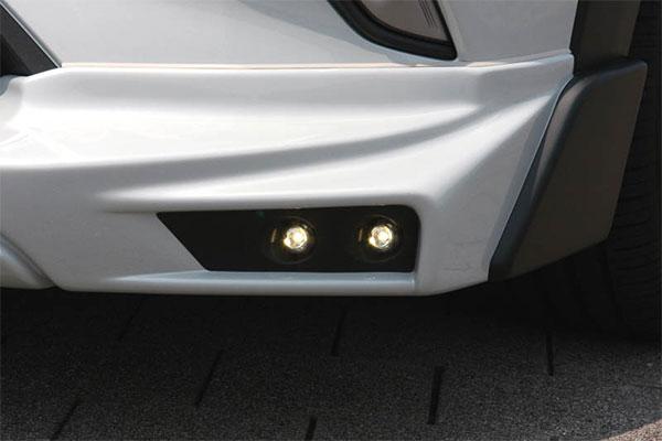 AutoExe オートエクゼ DK-05 スタイリングキット LEDデイタイムランプ CX-3 DK8FW DK8AW