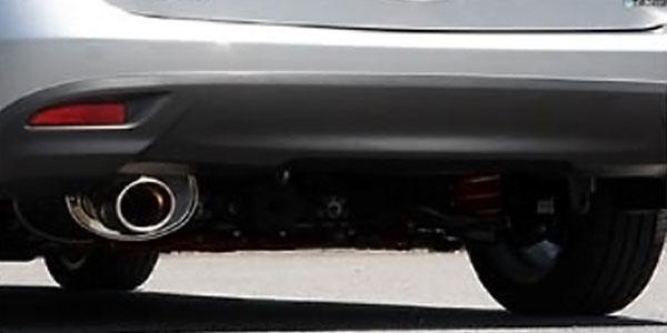 AutoExe オートエクゼ プレミアムテールマフラー プレマシー CREW 2WD車 ※沖縄・離島は都度確認 ※個人宅配送不可