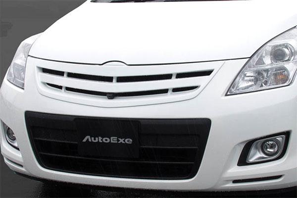 AutoExe オートエクゼ LY-03 スタイリングキット フロントグリル MPV LY3P 車体番号:~200000 大型エアロバンパー装着車 ※北海道・沖縄・離島は都度確認 ※個人宅配送不可