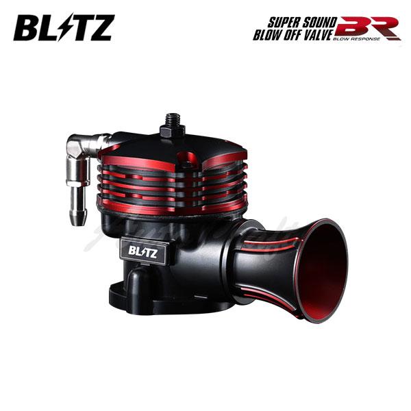 [BLITZ] ブリッツ スーパーサウンドブローオフバルブ BR リターンタイプ ランサーエボリューションIX CT9A 05/03~07/10 4G63 MIVEC MR共通
