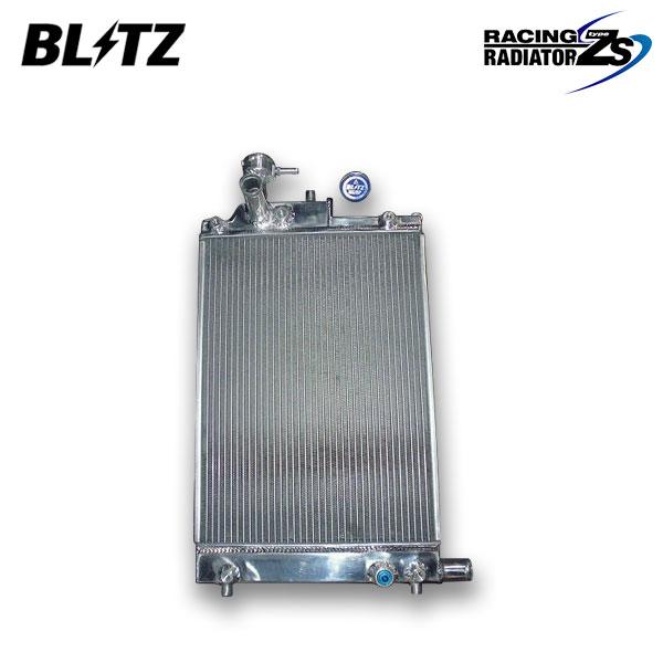 [BLITZ] ブリッツ レーシングラジエター タイプZS アルトワークス HA36S 15/12~ R06A(Turbo) AGS 18870