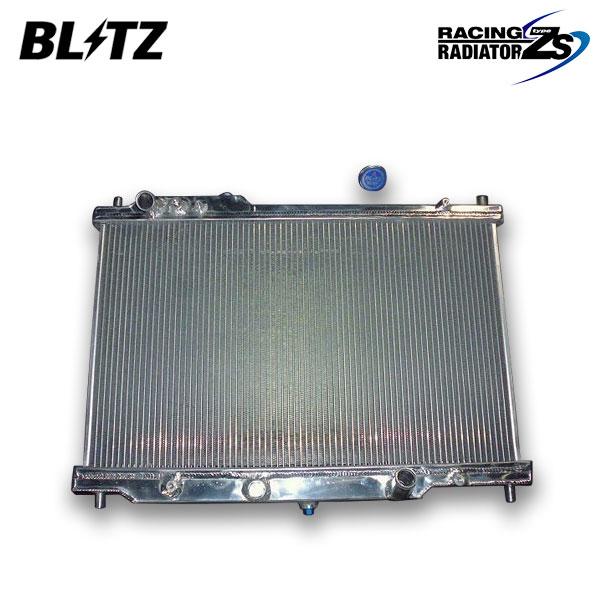 [BLITZ] ブリッツ レーシングラジエター タイプZS S660 JW5 20/01~ S07A(Turbo) MT 18871