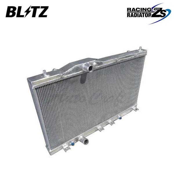 [BLITZ] ブリッツ レーシングラジエター タイプZS シビック タイプR FK8 17/09~ K20C 18874