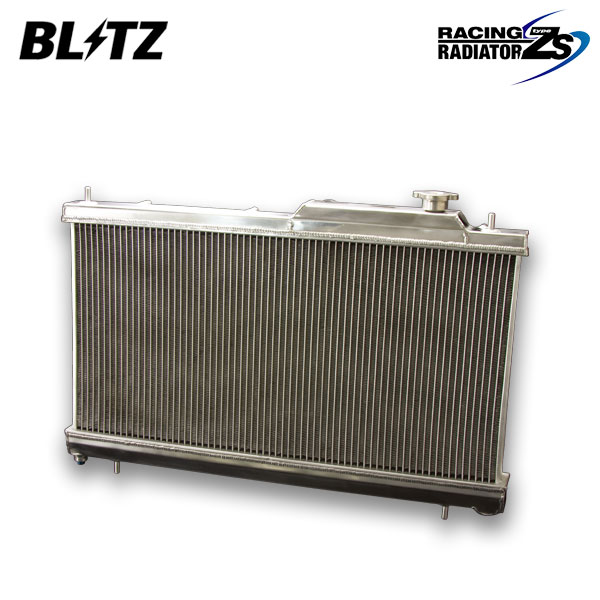 [BLITZ] ブリッツ レーシングラジエター タイプZS ロードスター ND5RC 15/05~ P5-VP[RS] MT 18869