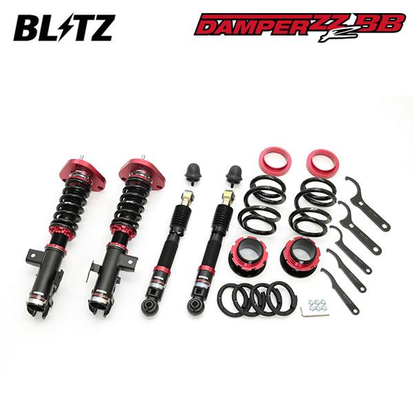 BLITZ ブリッツ 車高調 DAMPER ZZ-R BB 92201 ヴェルファイア AGH35W 18/01~ 2AR-FE 4WD