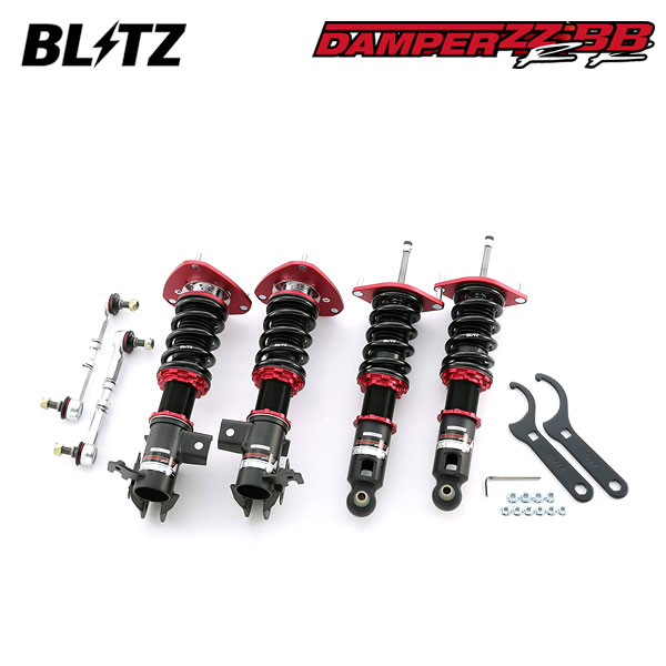 BLITZ ブリッツ 車高調 DAMPER ZZ-R BB 92208 ハチロク ZN6 17/12~ FA20 GR