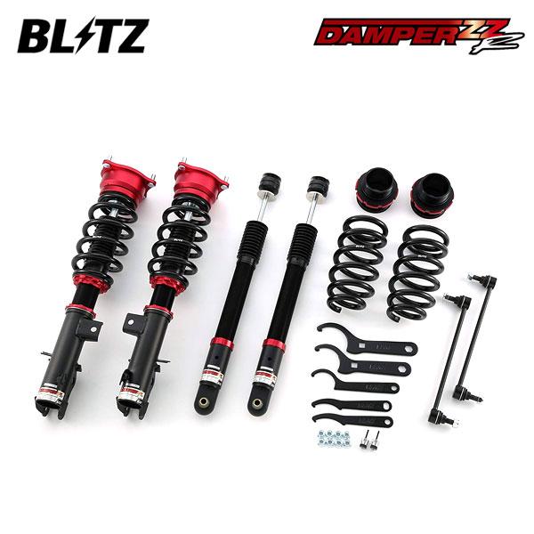 BLITZ ブリッツ 車高調 DAMPER ZZ-R 92314 オデッセイ RC2 13/11~ K24W 4WD ※沖縄・離島 送料2000円(税別)