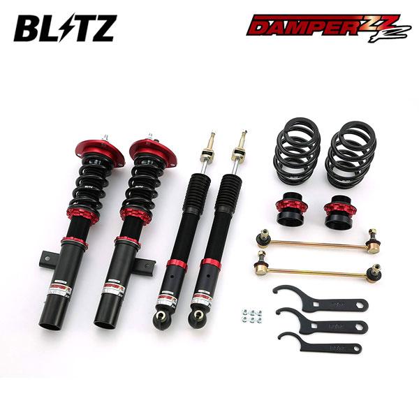 BLITZ ブリッツ 車高調 DAMPER ZZ-R 92321 フォルクスワーゲン ゴルフ7 GTI ABA-AUCHH 13/09~ CHH