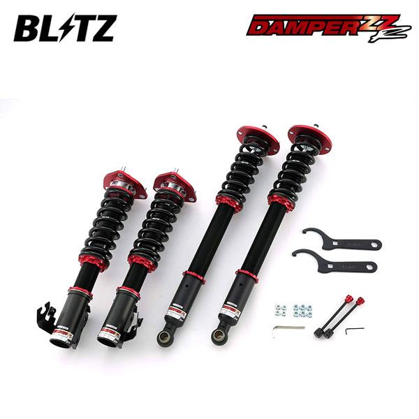 BLITZ ブリッツ 車高調 DAMPER ZZ-R 92325 ローレル HC35 GC35 97/06~ RB20DE RB25DE RB25DET
