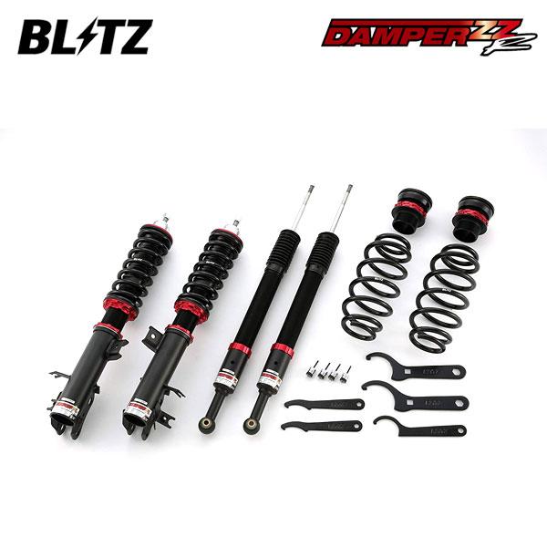 BLITZ ブリッツ 車高調 DAMPER ZZ-R 92341 ヴェゼルハイブリッド RU4 13/12~ LEB 4WD ※沖縄・離島 送料2000円(税別)