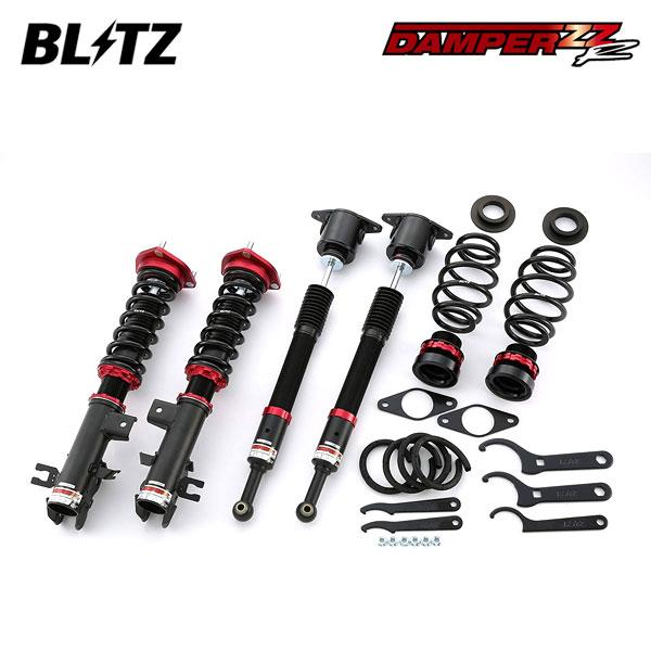 BLITZ ブリッツ 車高調 DAMPER ZZ-R 92346 CX-3 DK5FW 15/02~ S5-DPTS 2WD ※沖縄・離島 送料2000円(税別)