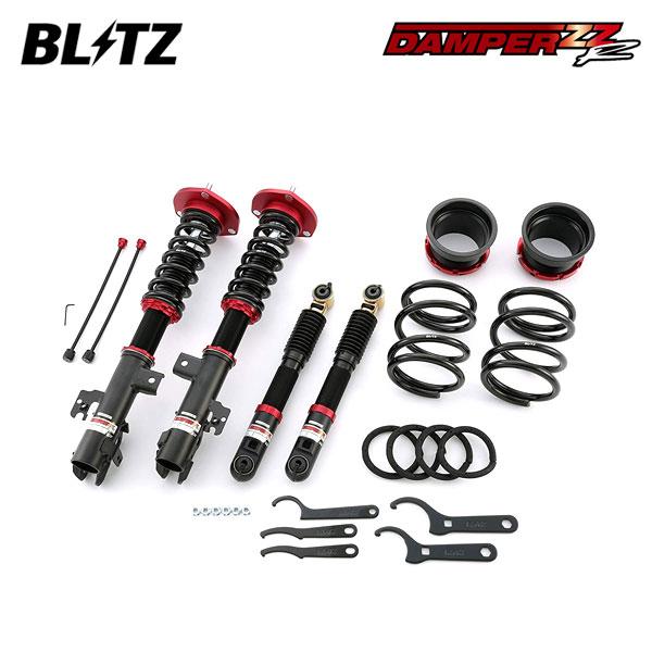 BLITZ ブリッツ 車高調 DAMPER ZZ-R 92365 レクサス RX GYL26W 17/12~ 2GR-FXS 4WD