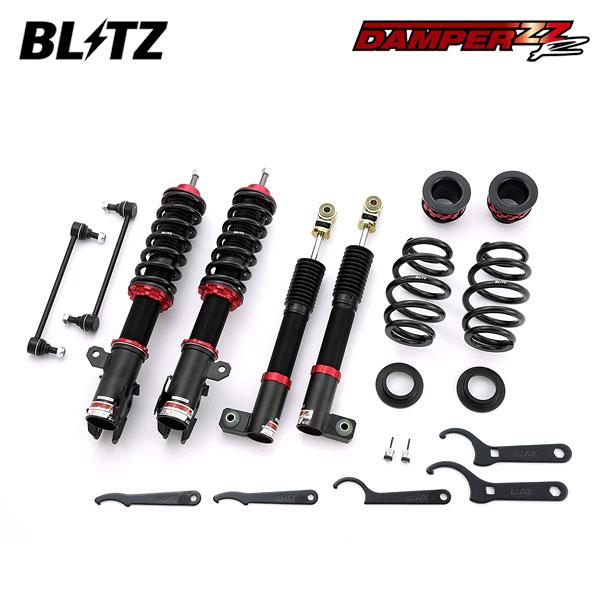 BLITZ ブリッツ 車高調 DAMPER ZZ-R 92375 プロボックス NHP160V 18/12~ 1NZ-FXE 2WD ハイブリッド