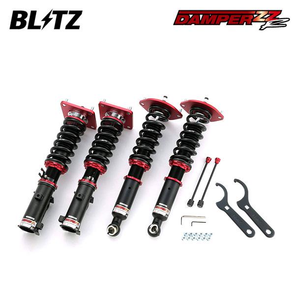 BLITZ ブリッツ 車高調 DAMPER ZZ-R 92411 RX-7 FC3S 89/04~91/12 13B-T MC後のみ