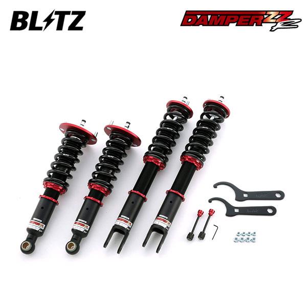 BLITZ ブリッツ 車高調 DAMPER ZZ-R 92412 スカイラインGT-R BNR32 89/08~95/01 RB26DETT