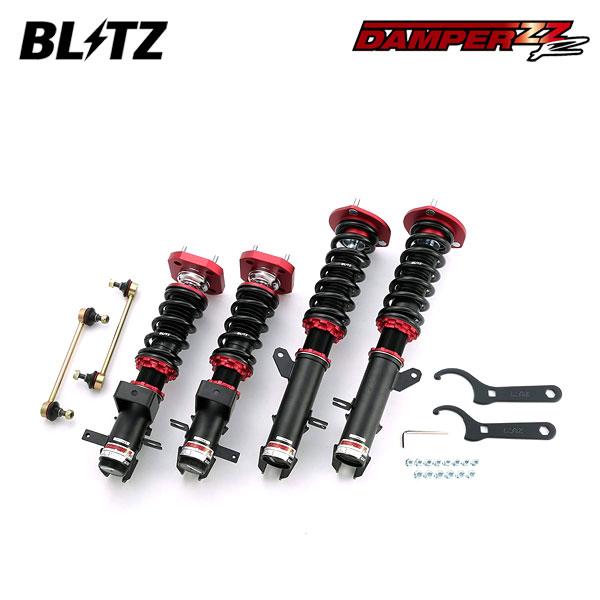 BLITZ ブリッツ 車高調 DAMPER ZZ-R 92413 MR2 SW20 91/12~ 3S-GTE