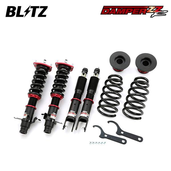 BLITZ ブリッツ 車高調 DAMPER ZZ-R 92424 ステージア NM35 01/10~ VQ25DD VQ25DET