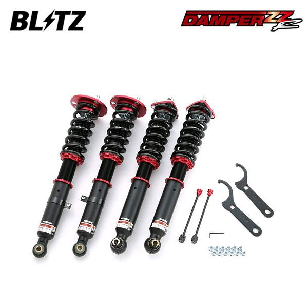 BLITZ ブリッツ 車高調 DAMPER ZZ-R 92431 クラウン GRS180 GRS182 03/12~08/02 4GR-FSE 3GR-FSE