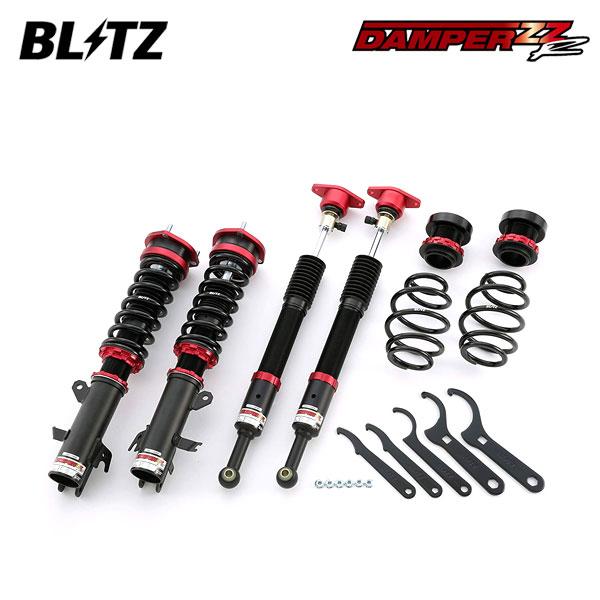 BLITZ ブリッツ 車高調 DAMPER ZZ-R 92439 デミオ DE5FS 07/07~14/09 ZY-VE スポルト共通