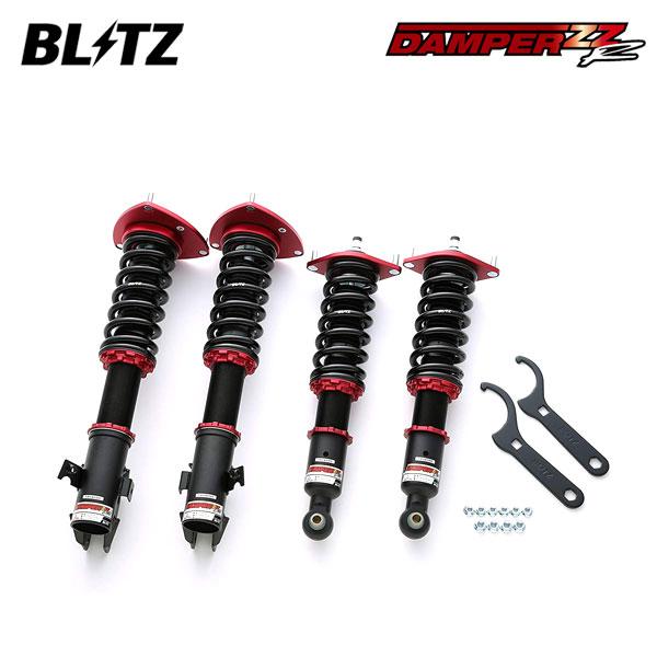 BLITZ ブリッツ 車高調 DAMPER ZZ-R 92446 フォレスター SH5 07/12~12/11 EJ20(Turbo) Turbo専用