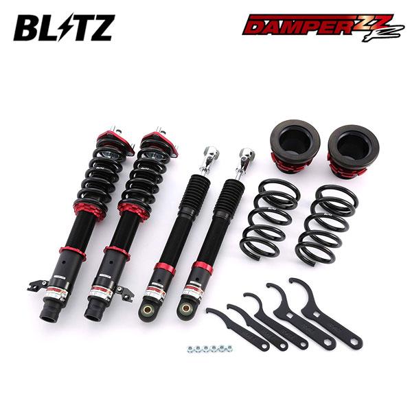 BLITZ ブリッツ 車高調 DAMPER ZZ-R 92452 アテンザスポーツ GHEFS GH5FS 08/01~12/11 LF-VE L5-VE