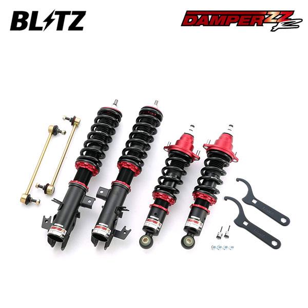 BLITZ ブリッツ 車高調 DAMPER ZZ-R 92453 ストリーム RN6 RN8 06/07~ R18A R20A