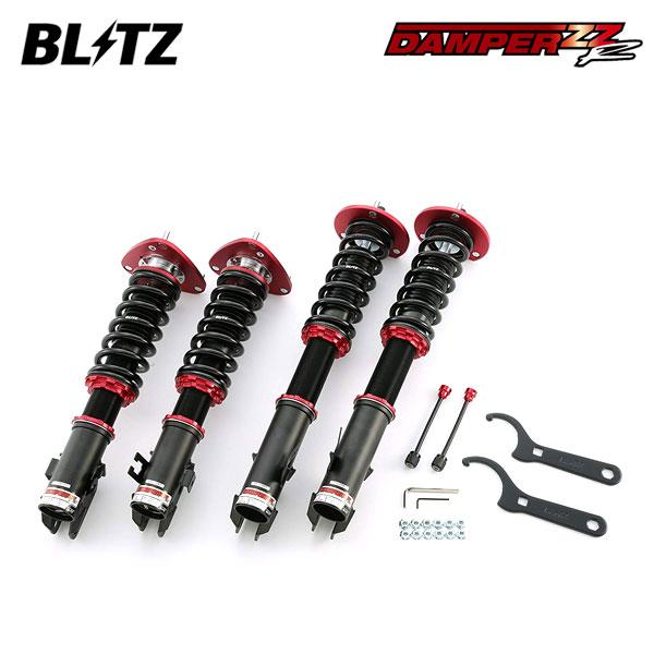 BLITZ ブリッツ 車高調 DAMPER ZZ-R 92454 インプレッサ GC8 92/11~00/08 EJ20(Turbo)
