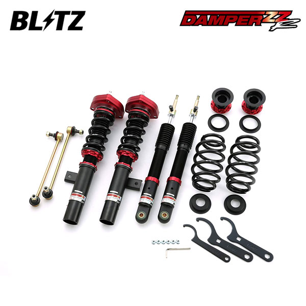 BLITZ ブリッツ 車高調 DAMPER ZZ-R 92485 フォルクスワーゲン ゴルフ 6 TSI トレンドライン DBA-1KCBZ 10/04~ CBZ